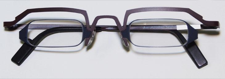 最強度近視用メガネのご紹介