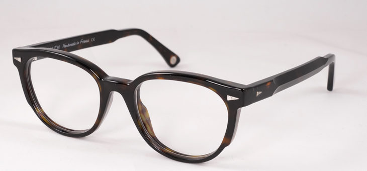 AHLEM RUE KELLER OPTIQUE DARK TURTLE が入荷しました。