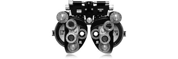 プリズムメガネで違和感解消